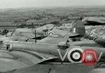 Image of Royal Air Force training United Kingdom, 1940, second 4 stock footage video 65675067441