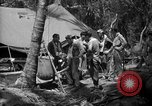 Image of Royal New Zealand Air Force on Torokina Air Strip Bougainville Island Papua New Guinea, 1944, second 6 stock footage video 65675067450