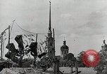 Image of Bombing aftermath in Leningrad siege Leningrad Russia Soviet Union, 1943, second 2 stock footage video 65675067474