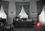 Image of White House Washington DC USA, 1950, second 1 stock footage video 65675067490