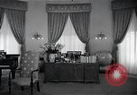 Image of White House Washington DC USA, 1950, second 2 stock footage video 65675067490