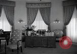 Image of White House Washington DC USA, 1950, second 3 stock footage video 65675067490