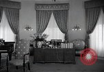 Image of White House Washington DC USA, 1950, second 6 stock footage video 65675067490