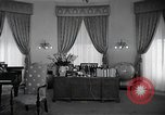 Image of White House Washington DC USA, 1950, second 9 stock footage video 65675067490