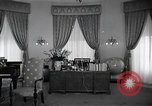 Image of White House Washington DC USA, 1950, second 10 stock footage video 65675067490