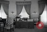 Image of White House Washington DC USA, 1950, second 12 stock footage video 65675067490