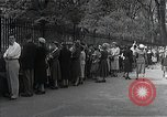 Image of White House Washington DC USA, 1950, second 10 stock footage video 65675067492
