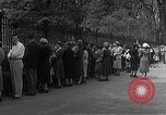 Image of White House Washington DC USA, 1950, second 11 stock footage video 65675067492