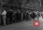 Image of White House Washington DC USA, 1950, second 12 stock footage video 65675067492