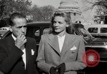Image of Committee for the First Amendment Washington DC USA, 1947, second 3 stock footage video 65675067494