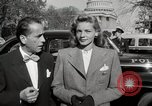 Image of Committee for the First Amendment Washington DC USA, 1947, second 4 stock footage video 65675067494