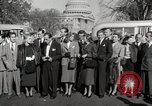 Image of Committee for the First Amendment Washington DC USA, 1947, second 8 stock footage video 65675067494