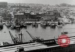 Image of activities at harbor United States USA, 1950, second 4 stock footage video 65675067495
