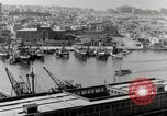 Image of activities at harbor United States USA, 1950, second 5 stock footage video 65675067495