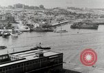 Image of activities at harbor United States USA, 1950, second 10 stock footage video 65675067495