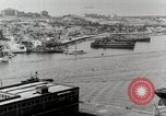 Image of activities at harbor United States USA, 1950, second 11 stock footage video 65675067495