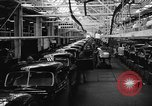 Image of automobile workers Detroit Michigan USA, 1950, second 2 stock footage video 65675067508