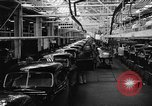 Image of automobile workers Detroit Michigan USA, 1950, second 4 stock footage video 65675067508