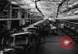 Image of automobile workers Detroit Michigan USA, 1950, second 5 stock footage video 65675067508