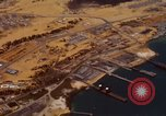 Image of Deep water port facilities Cam Ranh Bay Vietnam, 1970, second 7 stock footage video 65675067521