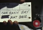 Image of naval bases Cam Ranh Bay Vietnam, 1970, second 7 stock footage video 65675067522