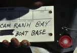 Image of naval bases Cam Ranh Bay Vietnam, 1970, second 9 stock footage video 65675067522