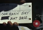 Image of naval bases Cam Ranh Bay Vietnam, 1970, second 10 stock footage video 65675067522