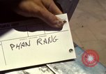 Image of junk bases Phan Rang Vietnam, 1970, second 3 stock footage video 65675067523