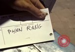 Image of junk bases Phan Rang Vietnam, 1970, second 4 stock footage video 65675067523