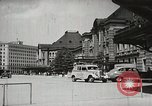 Image of citizens' public hall Yanaizu Japan, 1950, second 10 stock footage video 65675067525