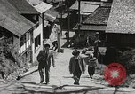 Image of citizens' public hall Yanaizu Japan, 1950, second 8 stock footage video 65675067527
