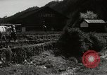 Image of Japanese farm Sugata Gifu Prefecture Japan, 1950, second 3 stock footage video 65675067530