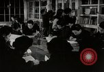 Image of citizens' public hall Sugata Gifu Prefecture Japan, 1950, second 8 stock footage video 65675067531