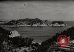 Image of citizens' public hall Shodoshima Island Japan, 1950, second 2 stock footage video 65675067535