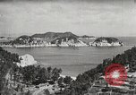 Image of citizens' public hall Shodoshima Island Japan, 1950, second 3 stock footage video 65675067535