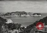 Image of citizens' public hall Shodoshima Island Japan, 1950, second 4 stock footage video 65675067535