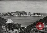 Image of citizens' public hall Shodoshima Island Japan, 1950, second 5 stock footage video 65675067535