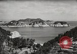 Image of citizens' public hall Shodoshima Island Japan, 1950, second 6 stock footage video 65675067535