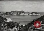 Image of citizens' public hall Shodoshima Island Japan, 1950, second 7 stock footage video 65675067535