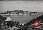 Image of citizens' public hall Shodoshima Island Japan, 1950, second 8 stock footage video 65675067535