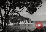 Image of citizens' public hall Shodoshima Island Japan, 1950, second 10 stock footage video 65675067535