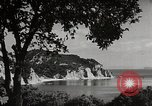 Image of citizens' public hall Shodoshima Island Japan, 1950, second 12 stock footage video 65675067535