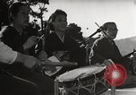 Image of citizens' public hall Shodoshima Island Japan, 1950, second 8 stock footage video 65675067536