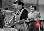 Image of activities of a family United States USA, 1951, second 3 stock footage video 65675067538
