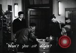 Image of public film production Japan, 1951, second 11 stock footage video 65675067546
