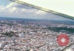 Image of aerial view of city Saigon Vietnam, 1966, second 1 stock footage video 65675067554