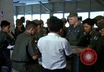 Image of air transportation of personnel Saigon Vietnam, 1966, second 4 stock footage video 65675067558