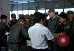 Image of air transportation of personnel Saigon Vietnam, 1966, second 7 stock footage video 65675067558
