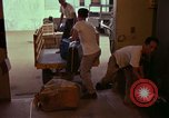 Image of air transportation of personnel Saigon Vietnam, 1966, second 9 stock footage video 65675067559
