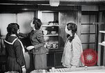 Image of improving living standards Japan, 1950, second 5 stock footage video 65675067567